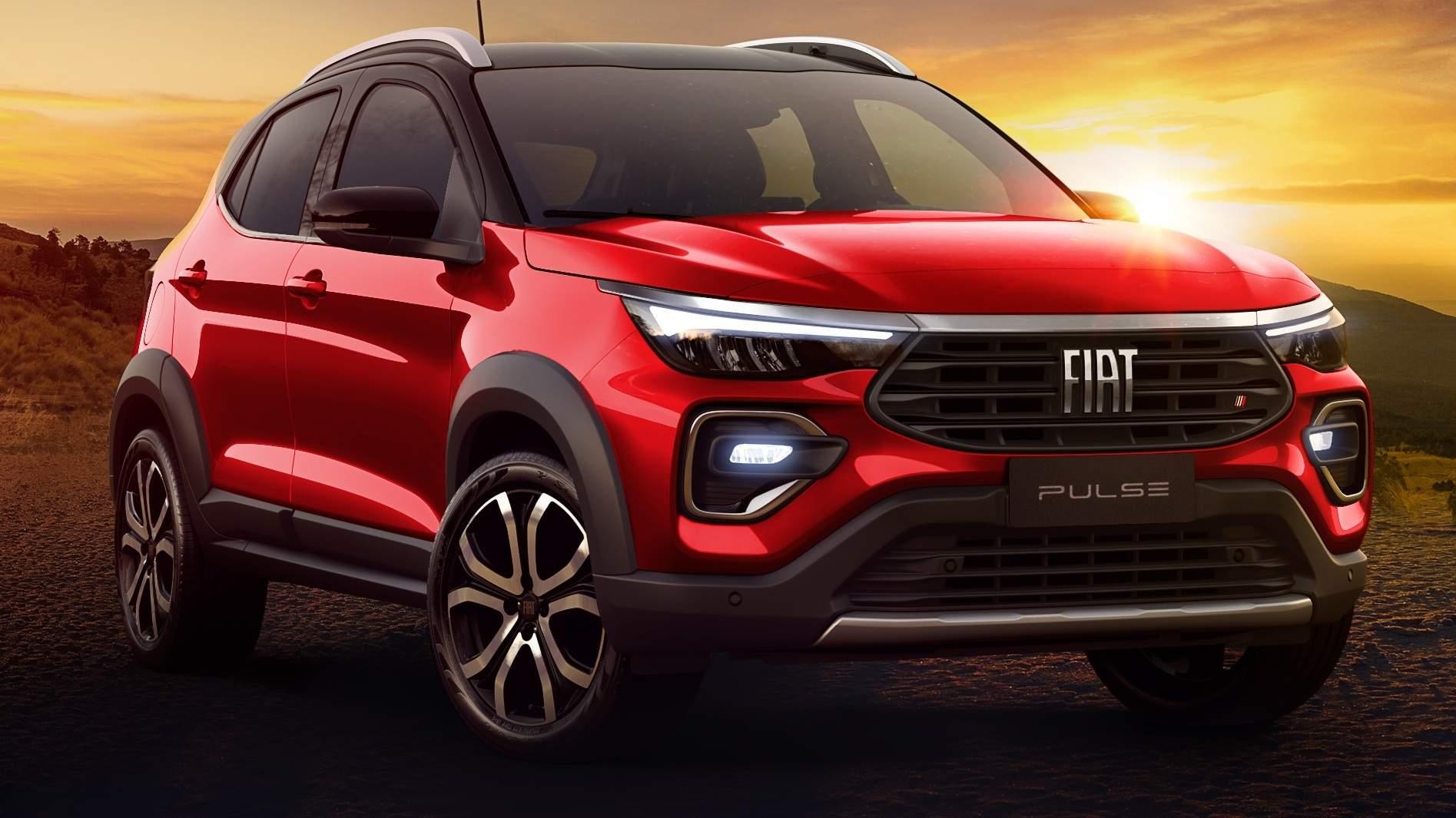 Fiat prepara a produção do Pulse em Betim, e confirma SUV médio