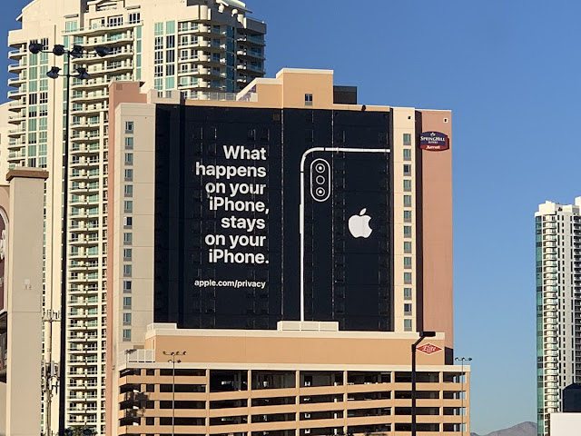 Apple's Privacy: What happens on your iPhone, stays on your iPhone