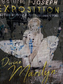 Divine Marilyn n°2 by Greg Clouzeau