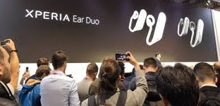 Launching Xperia Ear Duo