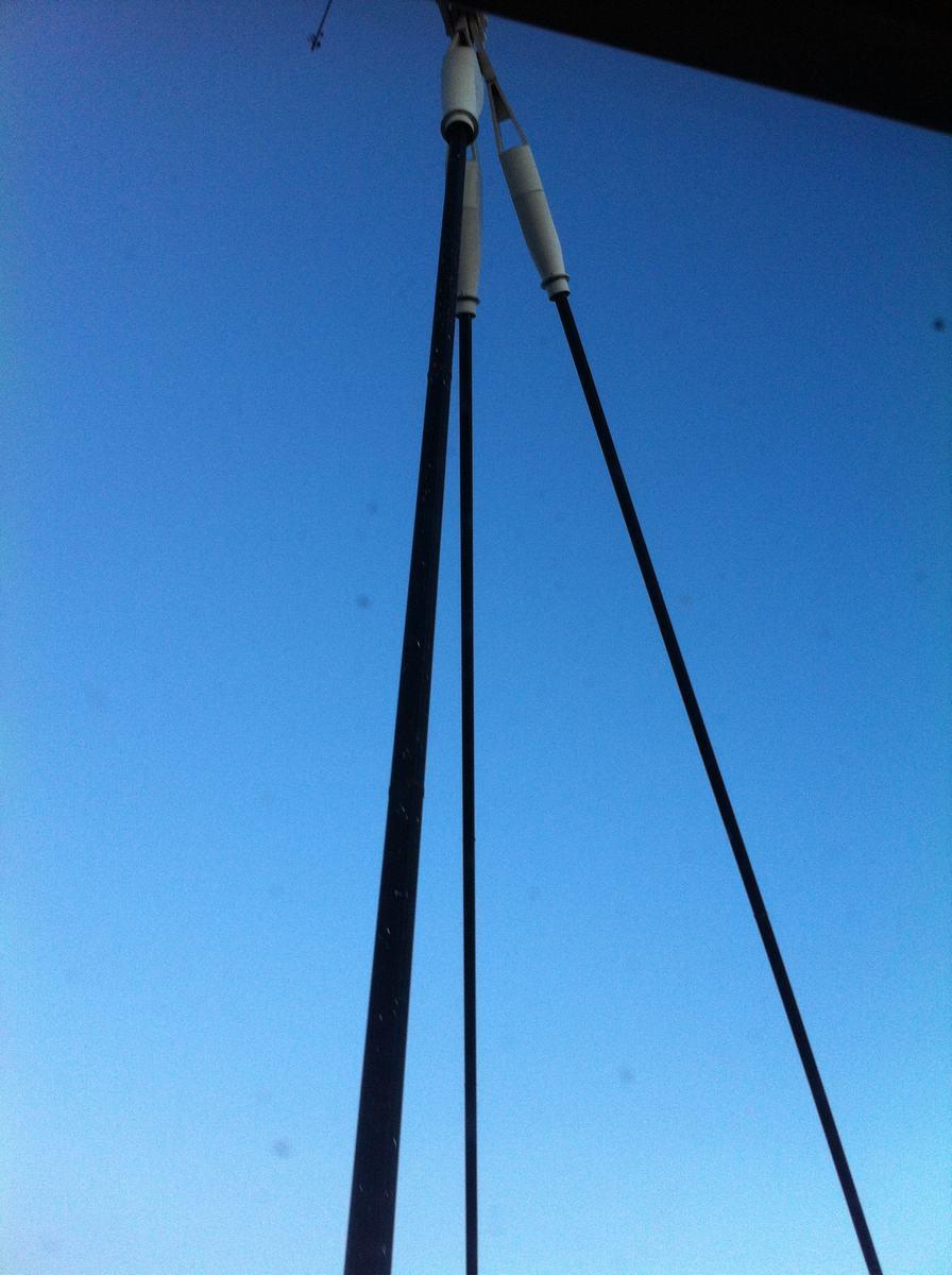 cables torre de Collserola