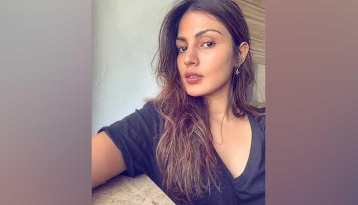 Rhea Chakraborty says that she saw ghosts at Sushant's house, said that in addition to them, servants also saw ghosts