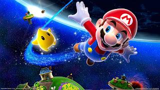 Mario Computer Wallpaper