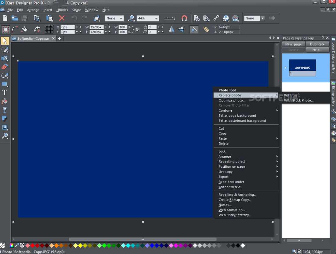 Xara Designer Pro X 17.0.0.58732