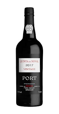 Quinta do Noval Porto Vintage 2017