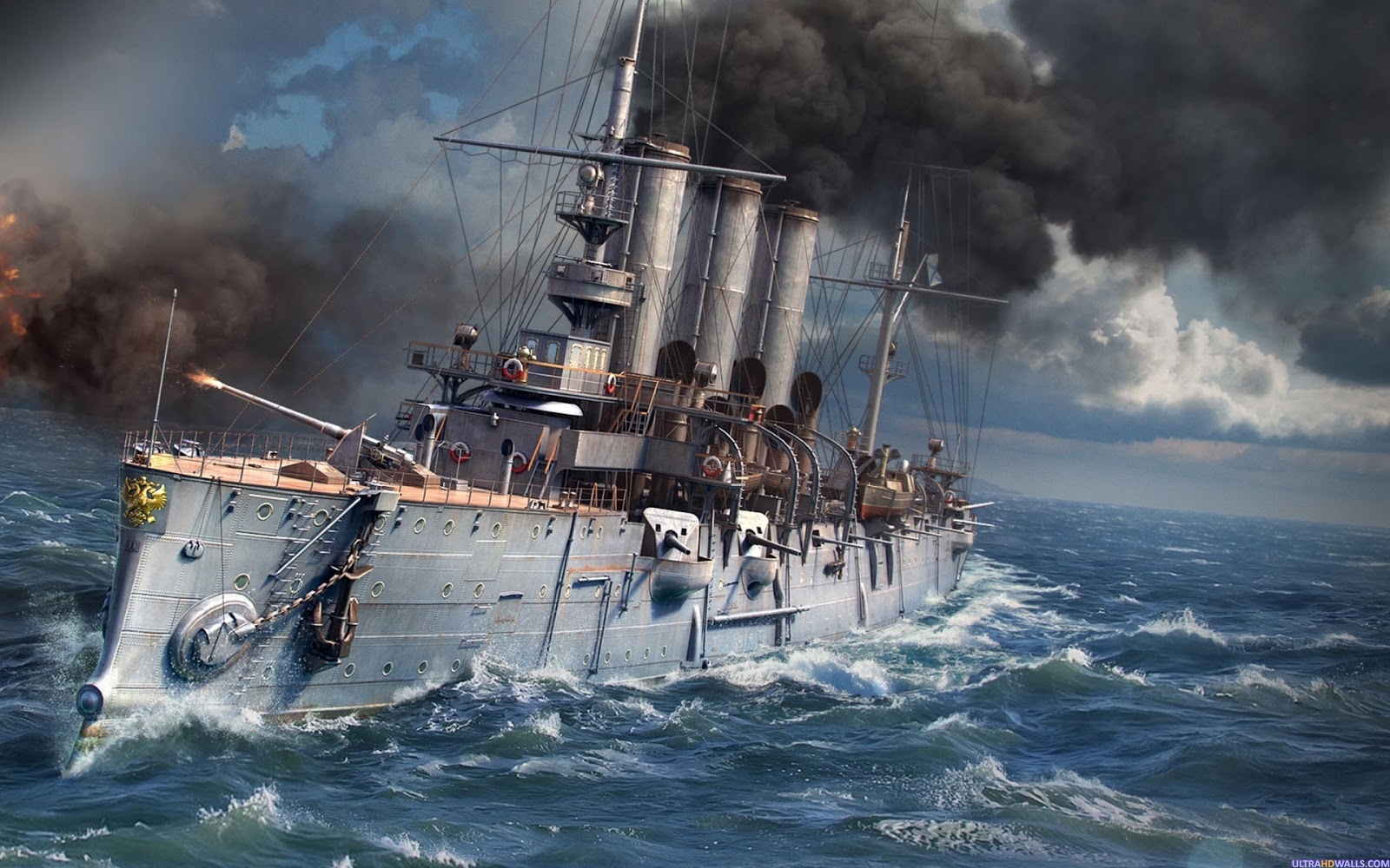 World Of Warships Wallpaper: World Of Warships High Definition Wallpapers
