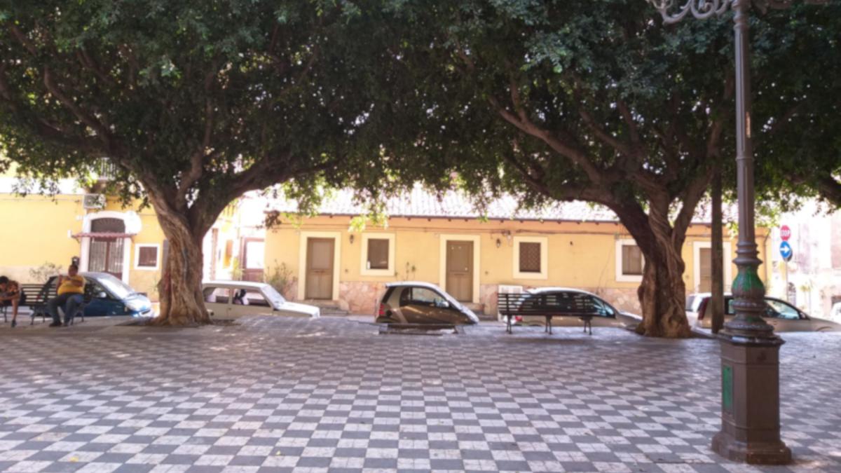 immobili confiscati mafia consegnati Comune di Catania operazione Quadrilatero