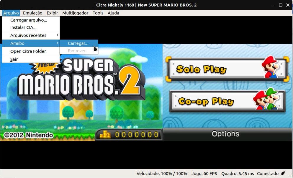 Emulador de Nintendo 3DS no Linux - Diolinux - O modo Linux e Open