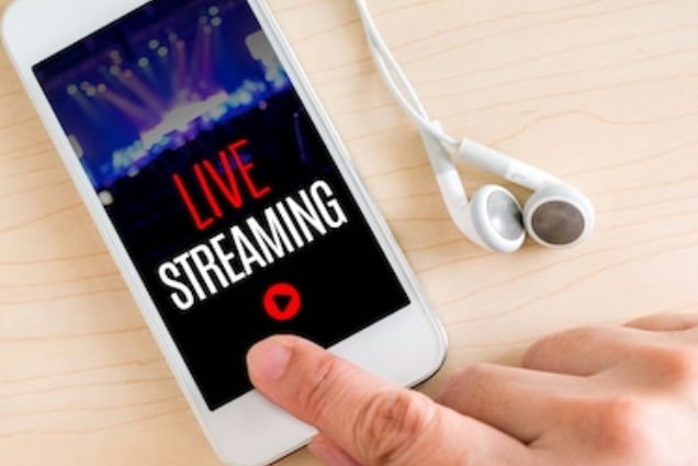 Live Stream your screen using Android App