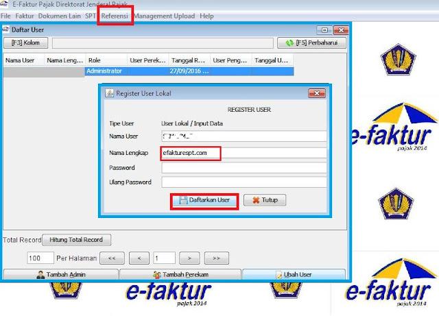 Cara Mengganti Penandatangan e-Faktur