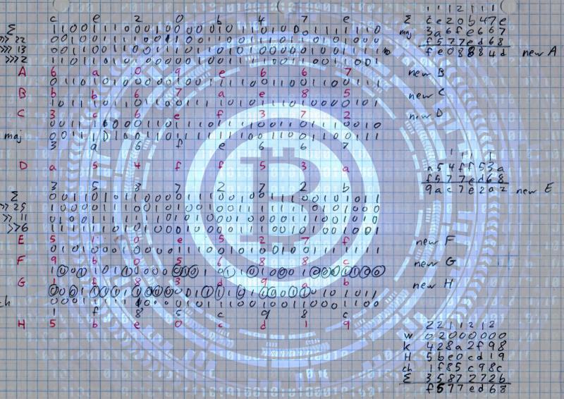 Bitcoin calculation