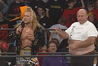WCW Starrcade 1998 Review - Chris Jericho & Ralphus