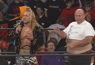 WCW Starrcade 1998 Review - Chris Jericho & Ralphus
