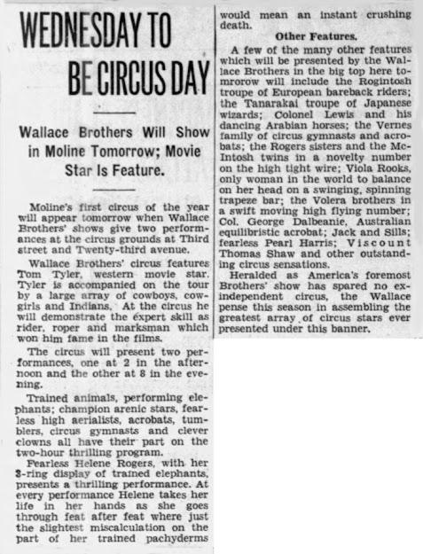 The Dispatch, Moline, IL, July 27, 1937