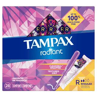 Tampax Pearl Super