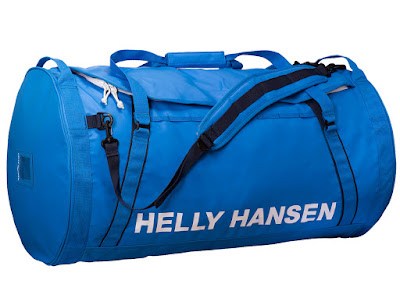 Racer Blue is one of our favorite colors in the HH Duffel Bag 2 range!