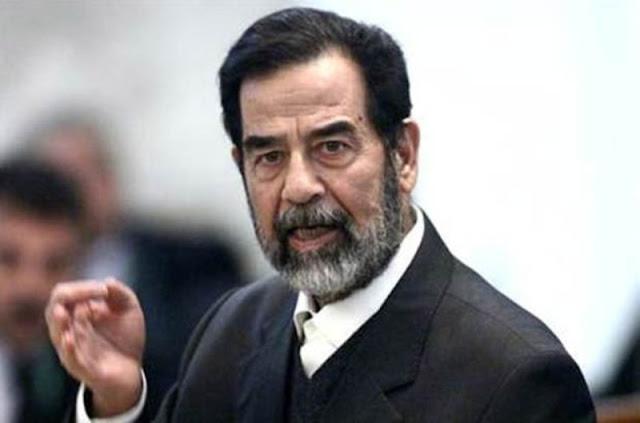 Irak Lideri  Saddam ı  öldürdüler.