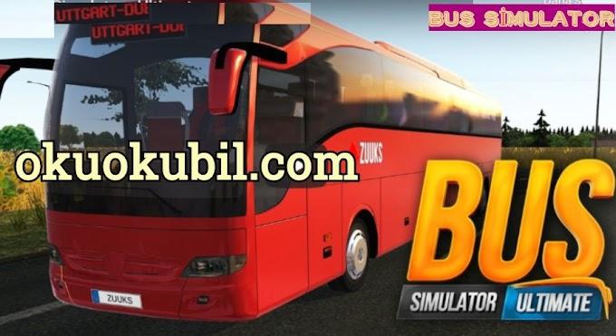 Bus Simulator 1.3.1 Gerçek Zaman Apk + Data İndir 2020