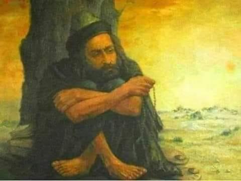KISAH AHMAD BIN MISKIN dan NAFSU TERSEMBUNYI