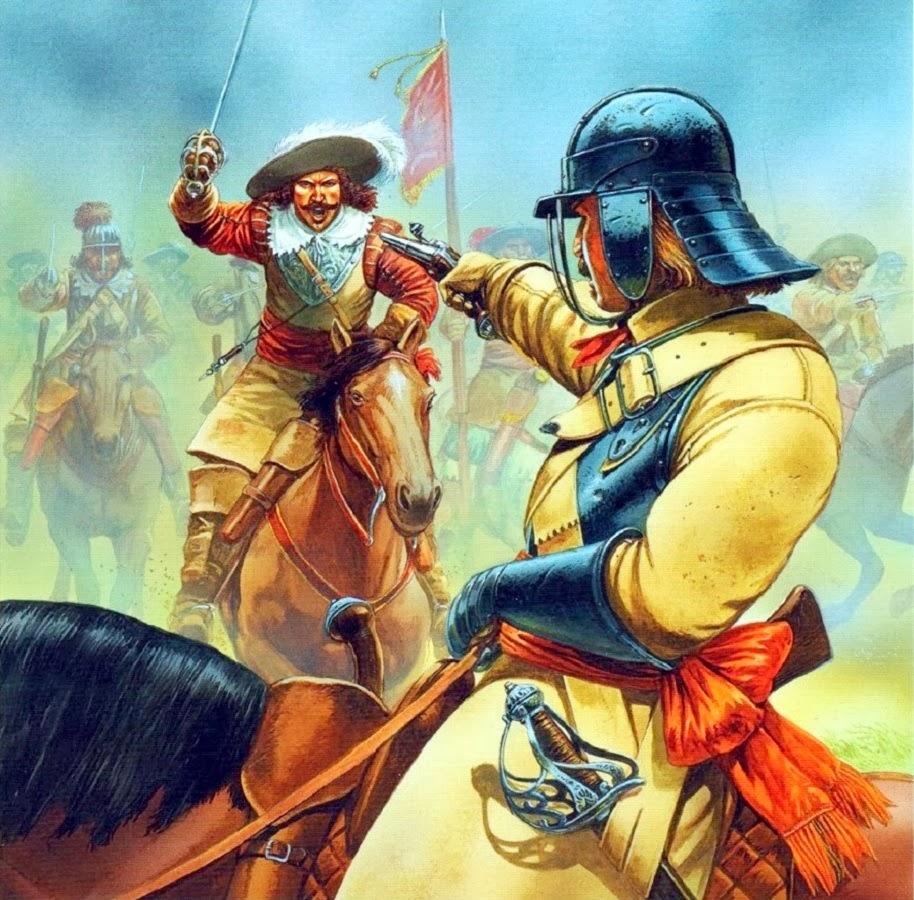 English Civil War Regiments
