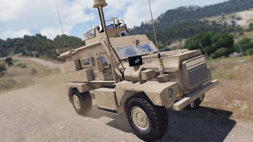 Arma3用現代のロシア軍とアメリカ軍を追加するRHS:Escalation MOD
