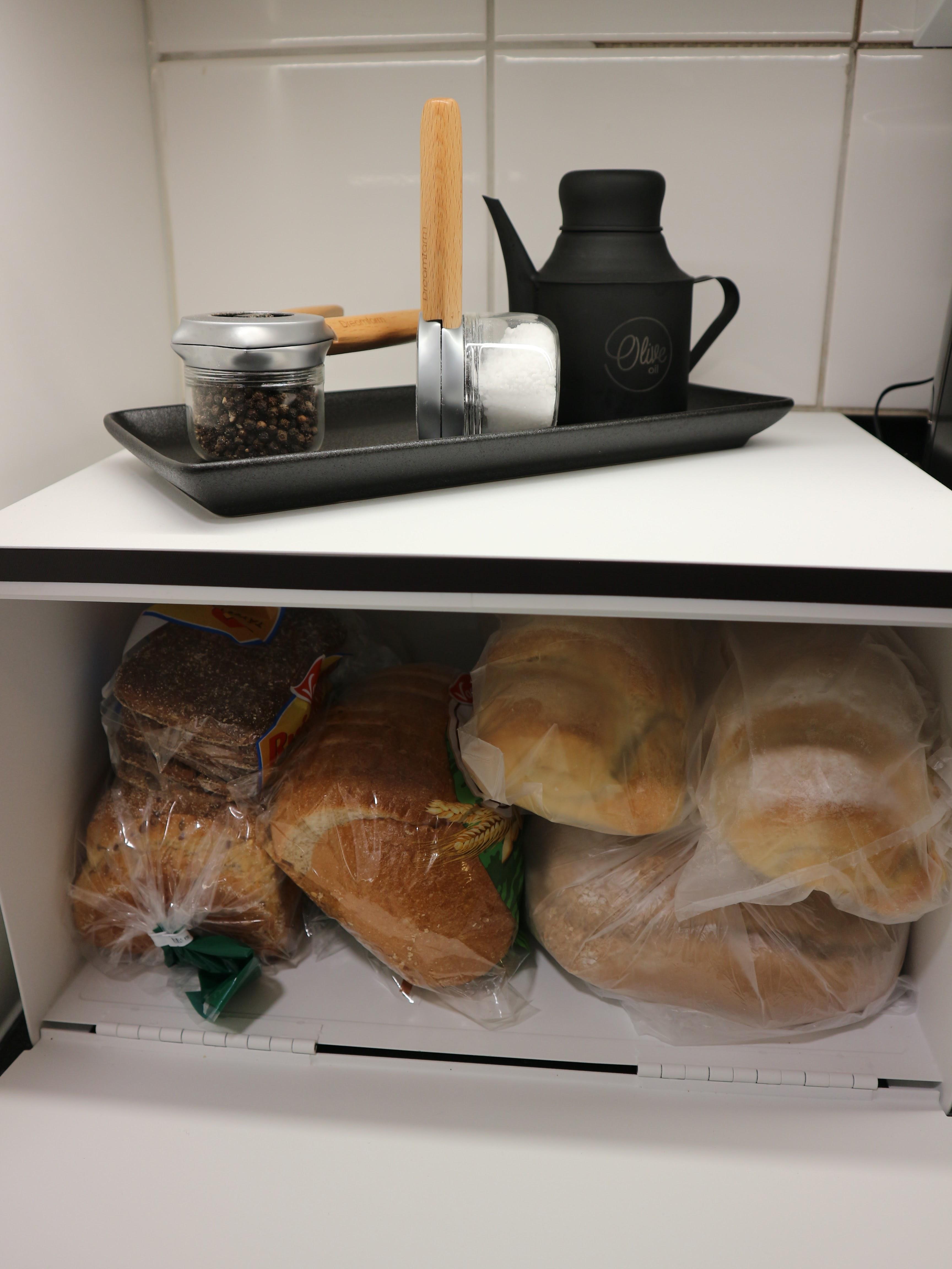 Yamazaki Tosca leipälaatikko