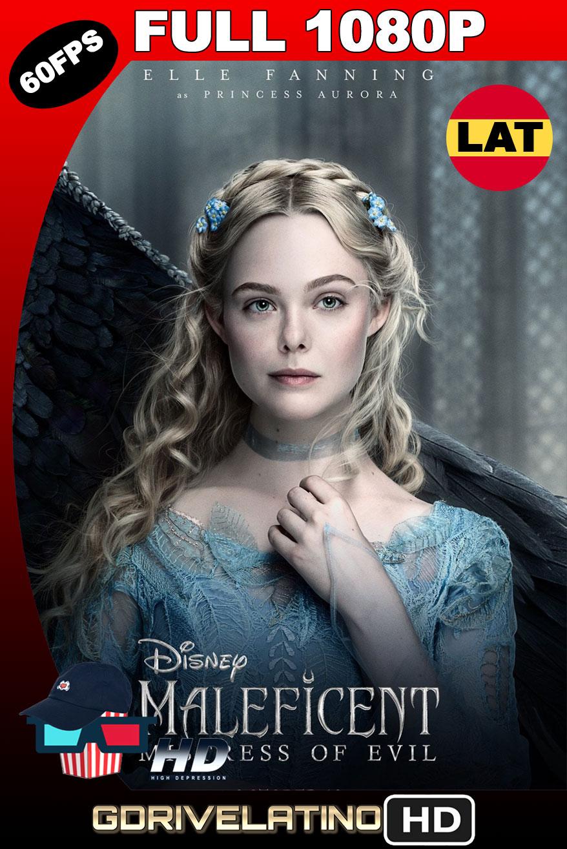 Maléfica: Maestra del Mal (2019) BDRip 1080p (60 FPS) Latino-Ingles MKV