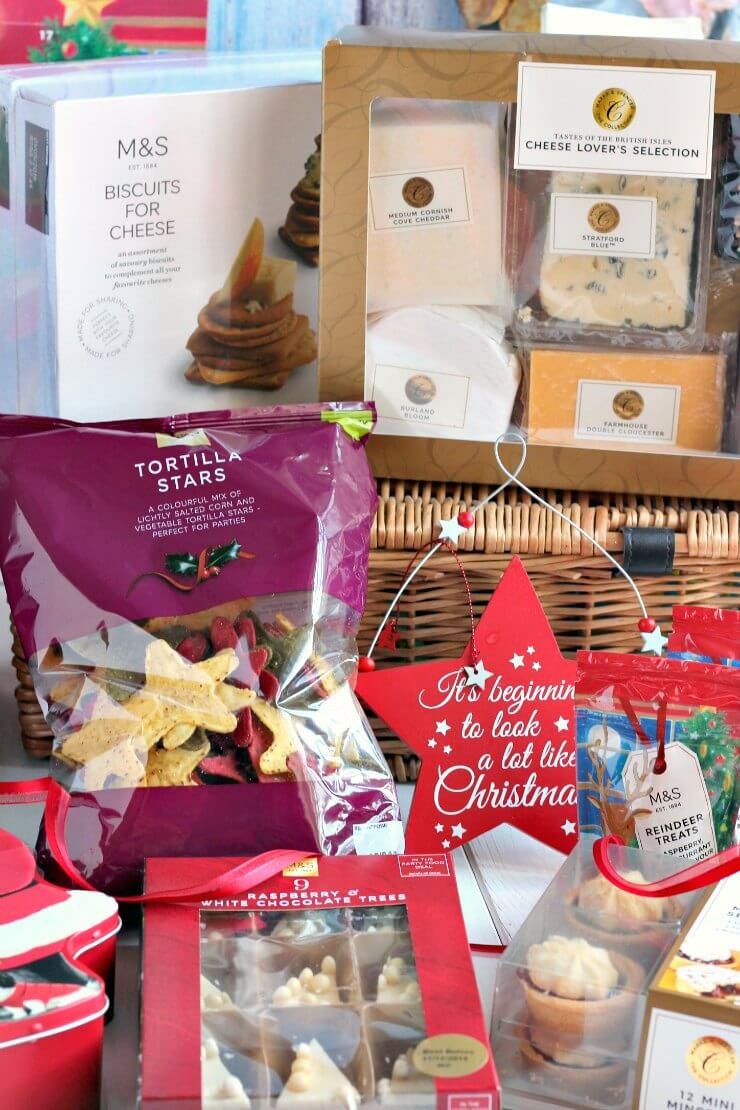 Marks and Spencer Christmas Food