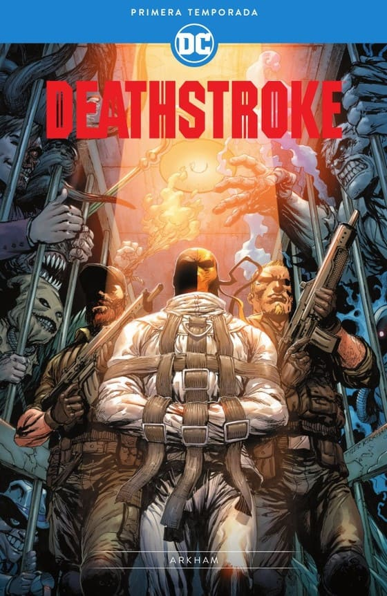 Deathstroke Primera Temporada: Arkham. La Crítica