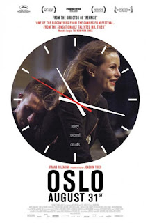 Oslo August 31st movie poster