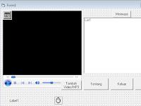 Tutorial Membuat Windows Media Player dengan VB 6.0