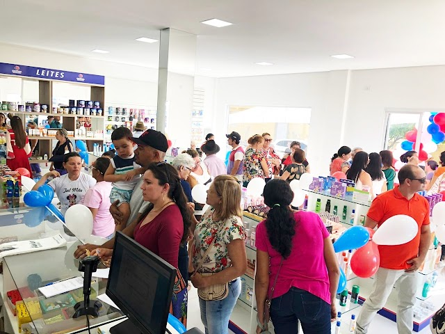 Farmácia Mega Farma é inaugurada em Paulista