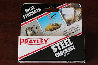Pratley Steel Epoxy