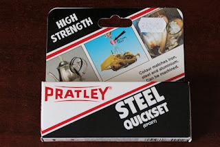 Pratley Steel Epoxy