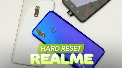 CARA HARD RESET REALME 5 PRO