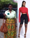 Woman's Transformation Surprises Twitter Users And Makes Her Go Viral