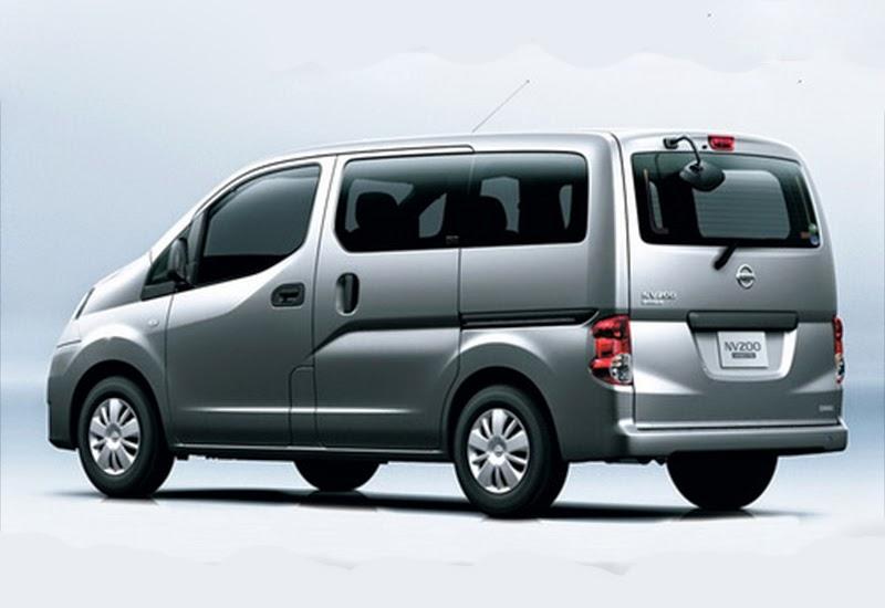 Automotive Database Nissan Nv200