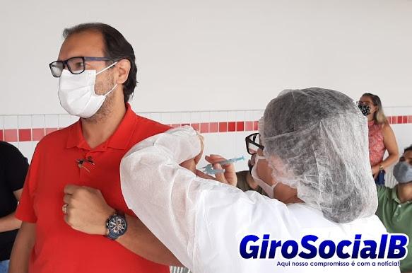 Itaíba está  perto da marca de 70% das pessoas vacináveis já imunizadas em todo município.