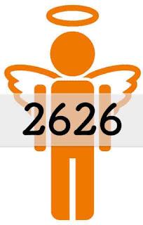 エンジェルナンバー 2626