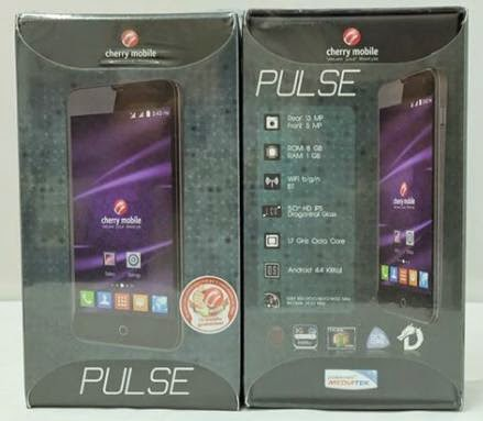 Cherry Mobile Pulse Unboxing