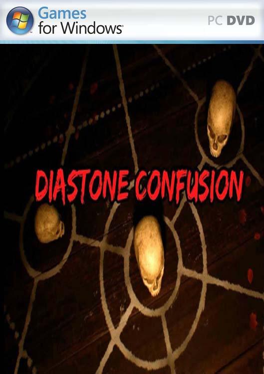 Diastone Confusion PC Cover