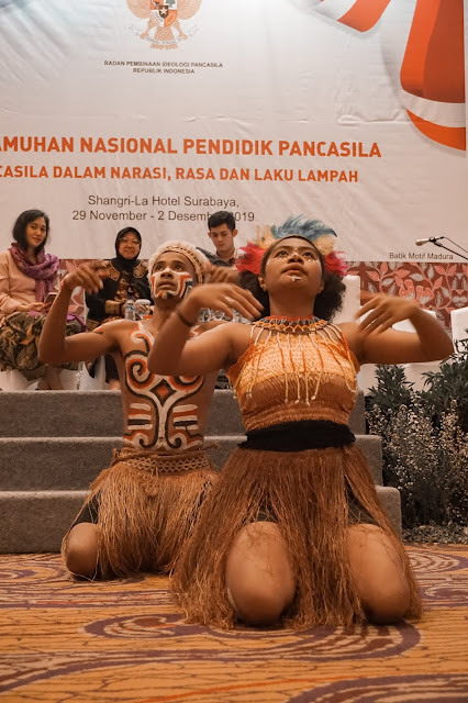 Ada Cerita tentang Pancasila dan Keragaman di Surabaya 12