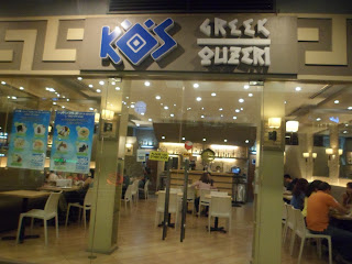 Trying Out Some Greek Cuisine At Kos Greek Ouzeri