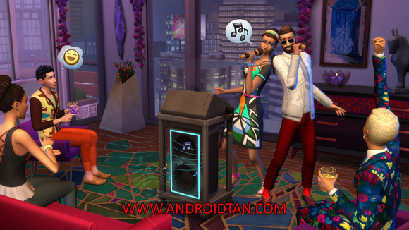 Free Download The Sims 4 City Living Reloaded Full Terbaru 2017 Gratis