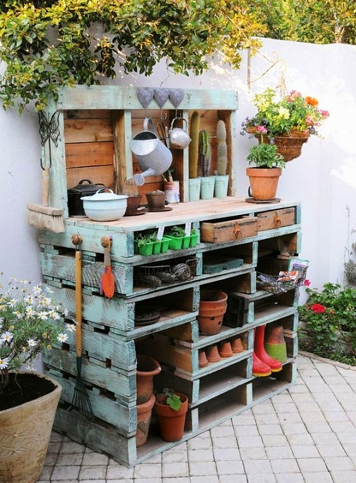 dishfunctional designs the upcycled garden volume 7