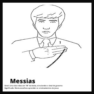Sinal de Messias bíblia