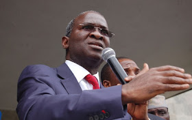 Nigeria Lost 3000mw Of Electricity In The Last Six Months - Fashola