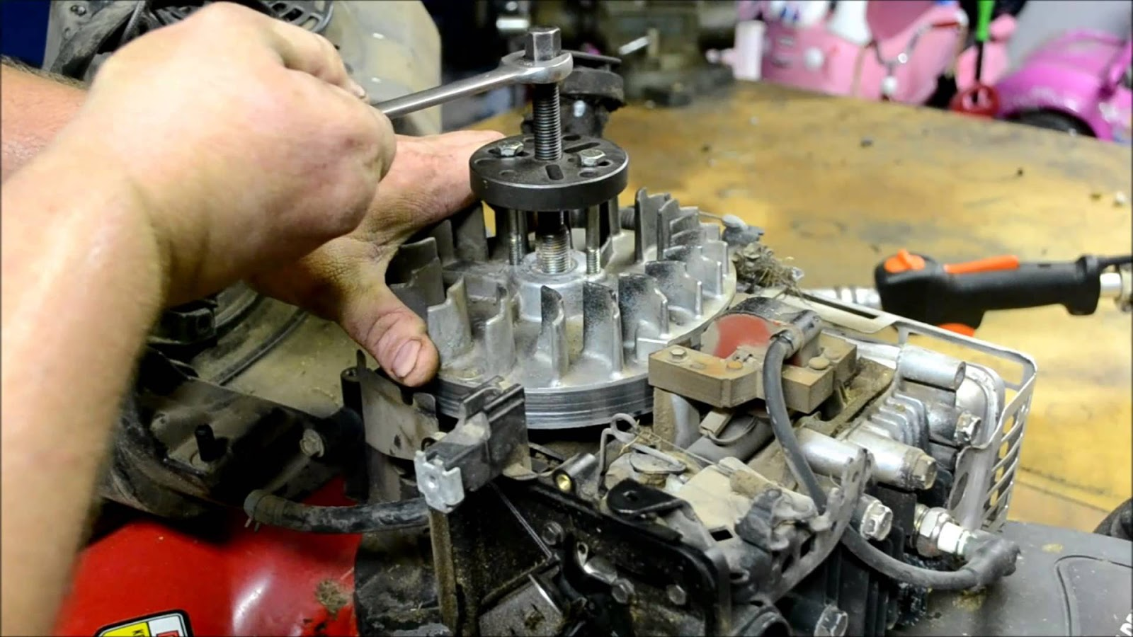 Reliable Small Engine Repair