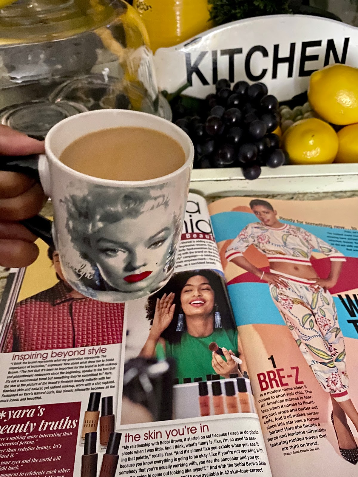 Weekend Bits And Favorites: Are Magazines Still Popular?