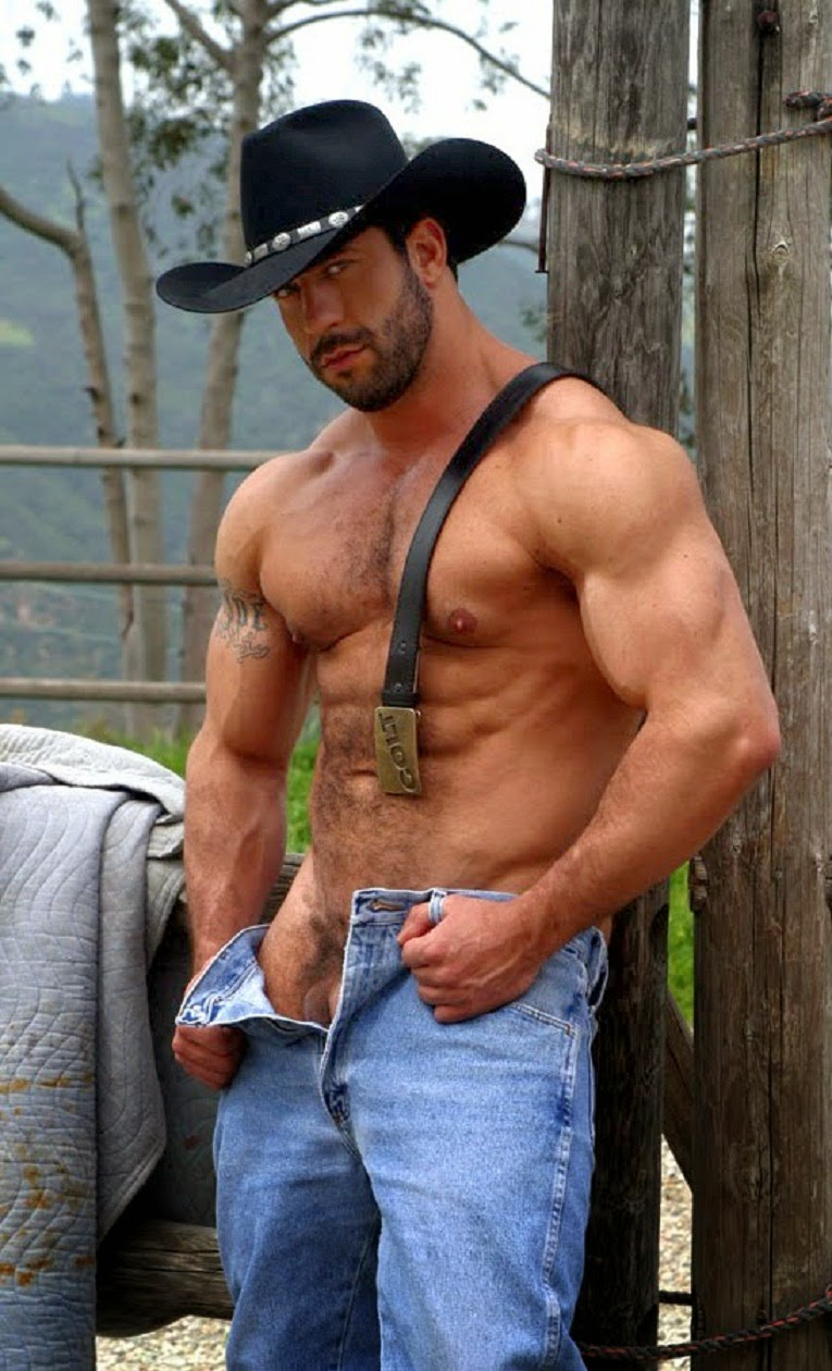 Cowboys nude